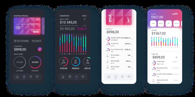 💳 Credit cards mockups