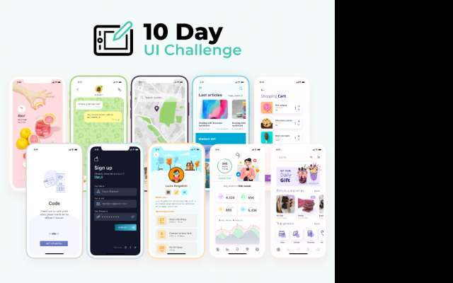 10 Day Design Challenge Figma