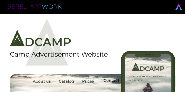 ADCamp (Camping Advertisement Website)