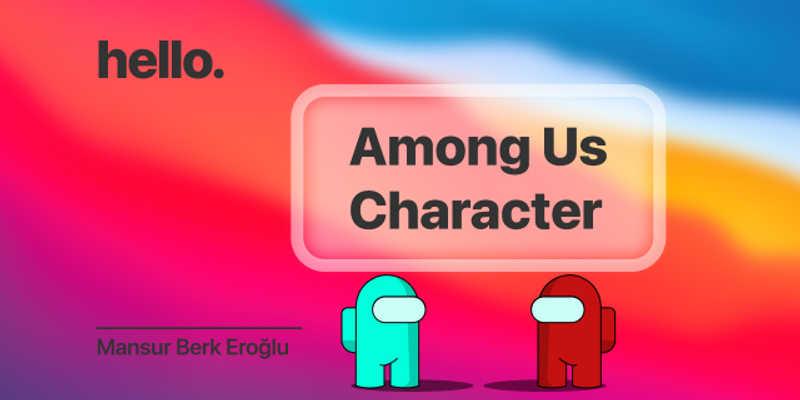 Among Us With All Colors figma  game ui