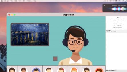App Design Project Figma