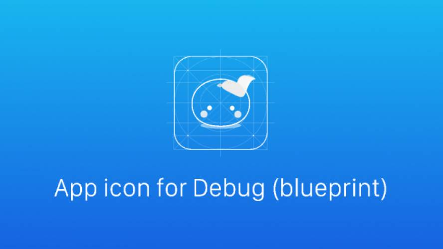 App icon for Debug Figma