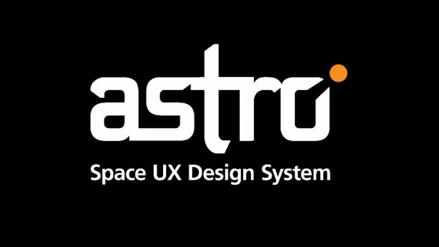 Astro UX Design System Figma Template