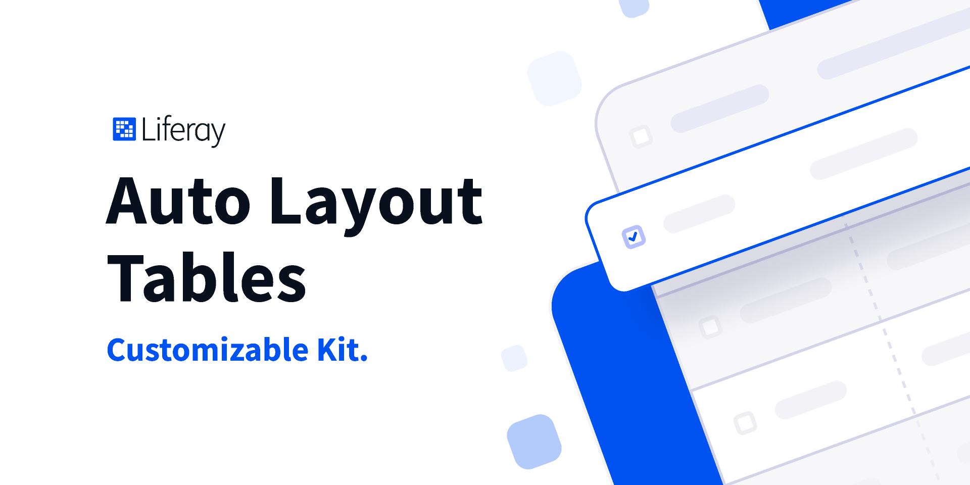 Auto Layout Tables