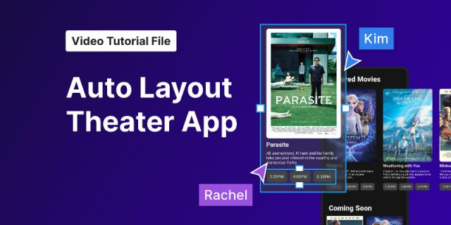 Auto Layout Theater App (Video Tutorial)