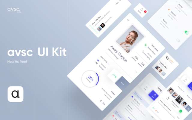 Avsc. Clothes UI Kit