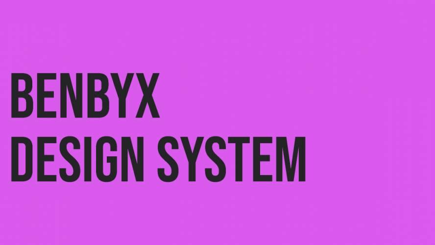 Benbyx Design System Figma Template