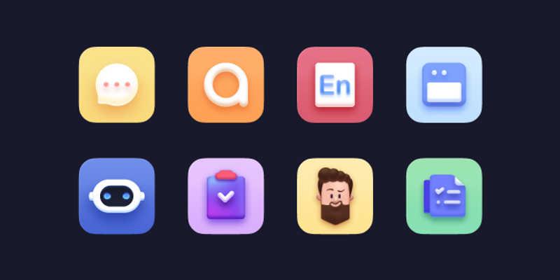 Big sur Application icon