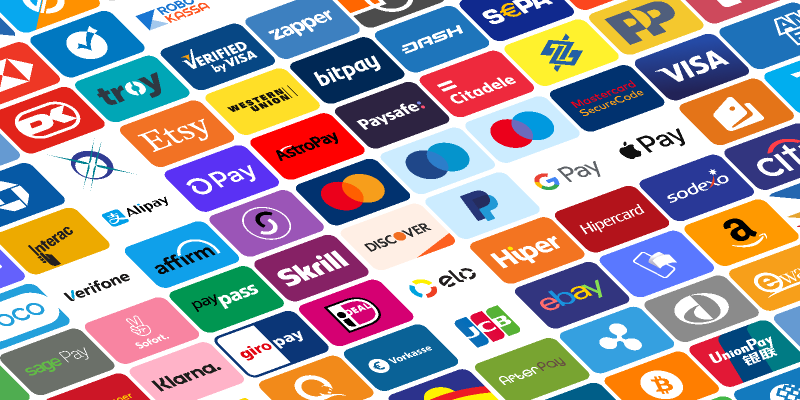 Brands - Payment Methods figma