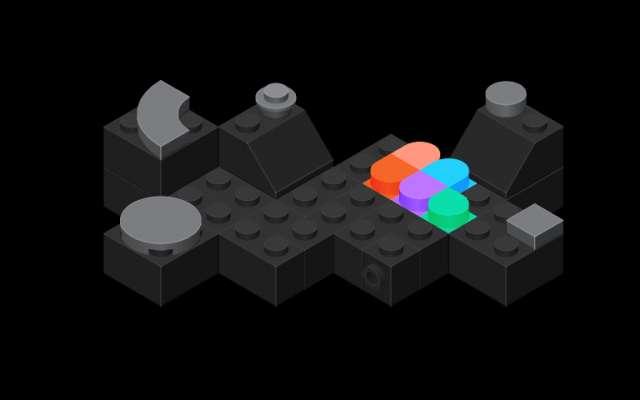 Brick constructor figma template
