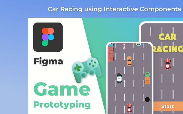 Car Racing | Interactive Components