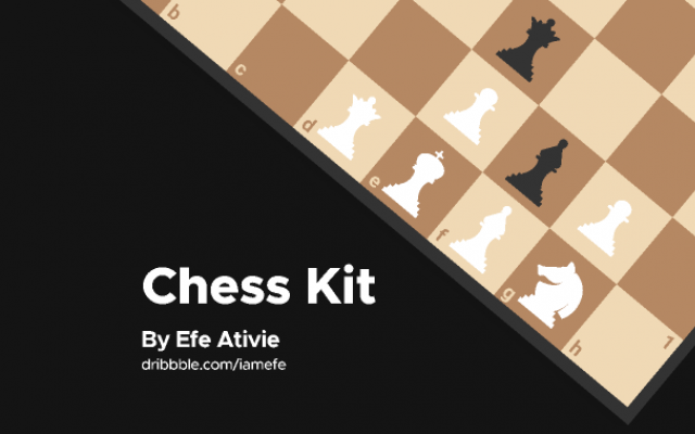 Chess kit Figma