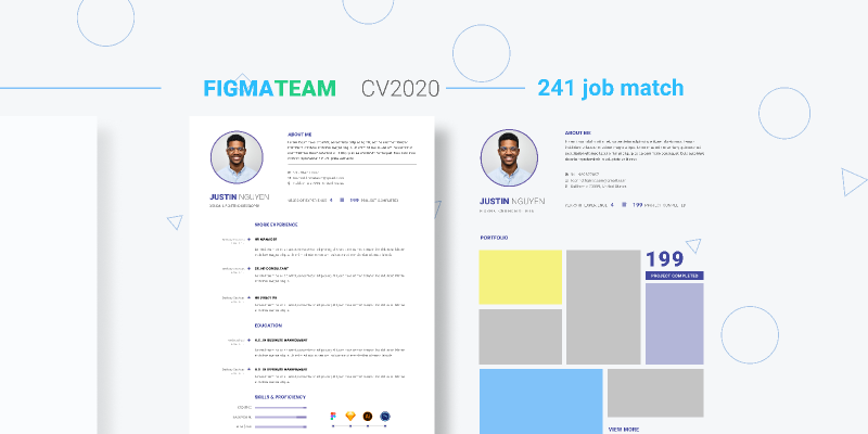 Clean Simple Resume