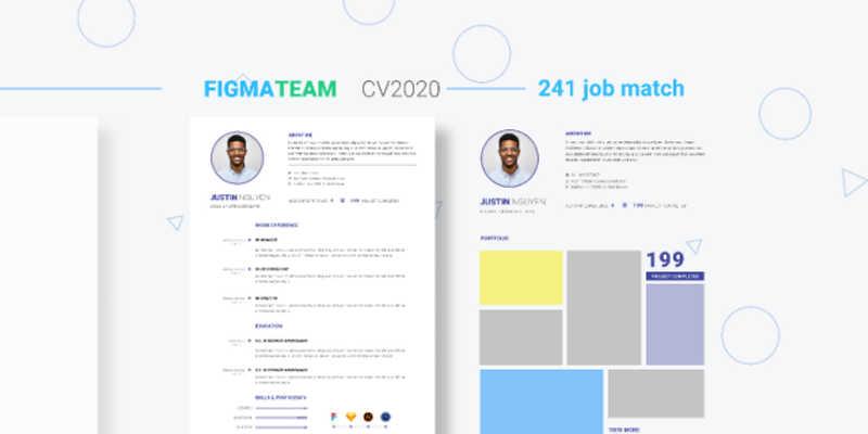 Clean Simple Resume