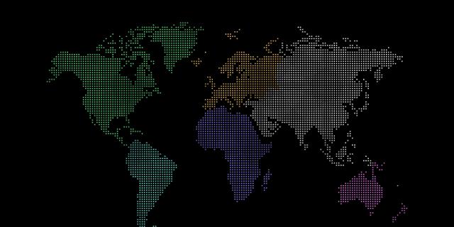 Component Sprite World Map Generator