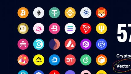 Crypto Logo Figma Free