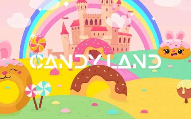 DataViz Candy Land Theme (Light)