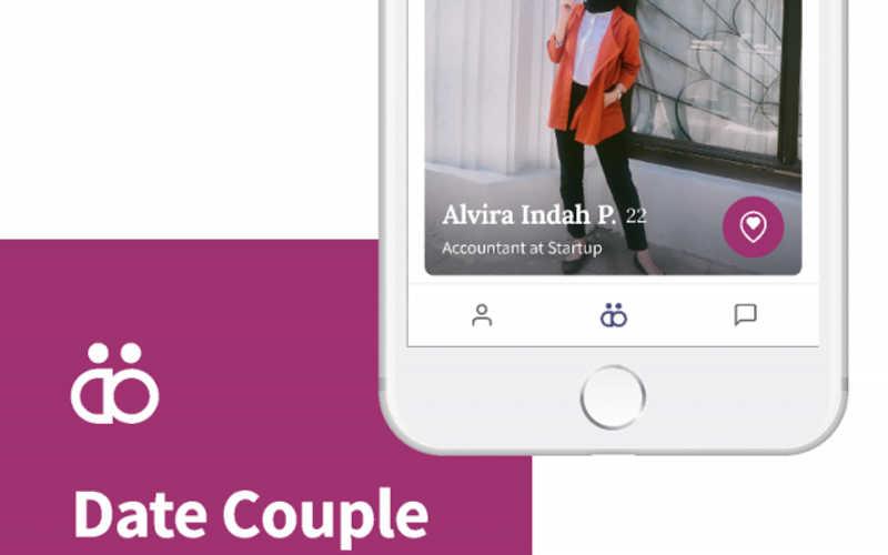 DateCouple App Concept Figma