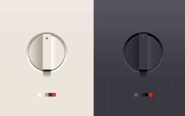 Dial – Dieter Rams style Figma