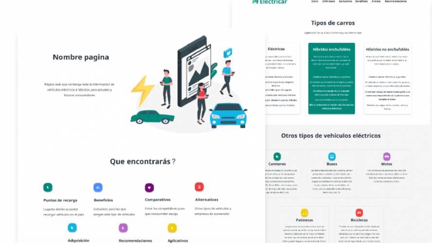 Diseño detallado - Solución Equipo 4 Figma free design