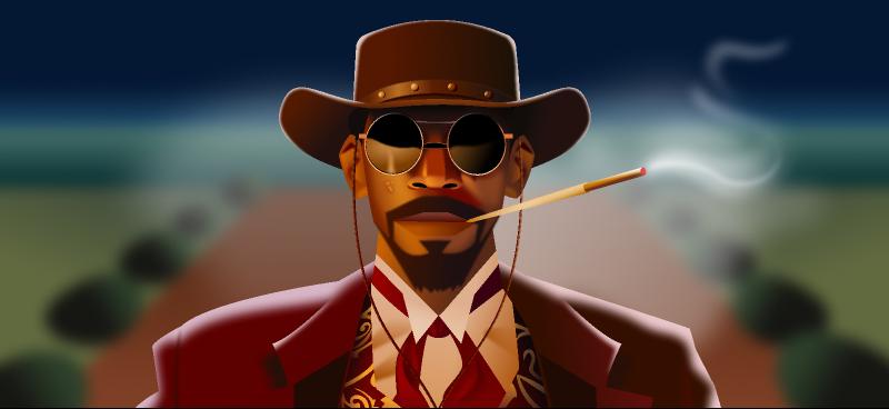 Django Figma Illustration