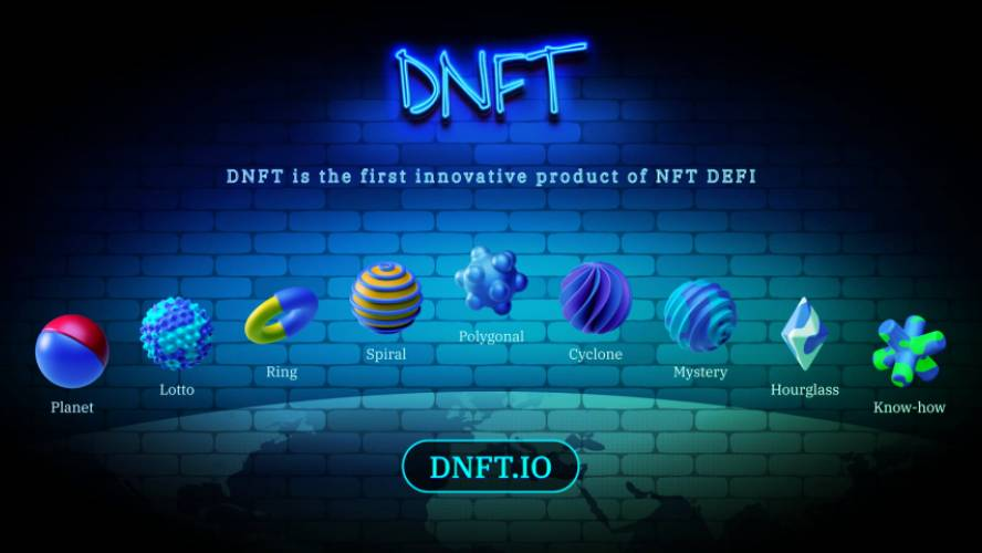 DNFT Product Icon figma free