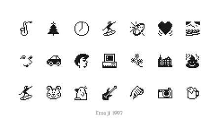 Emoji 1997 Icon ui free design