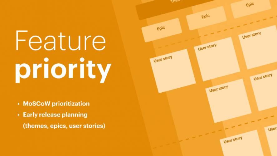 Feature Priority Figma Figjam Template
