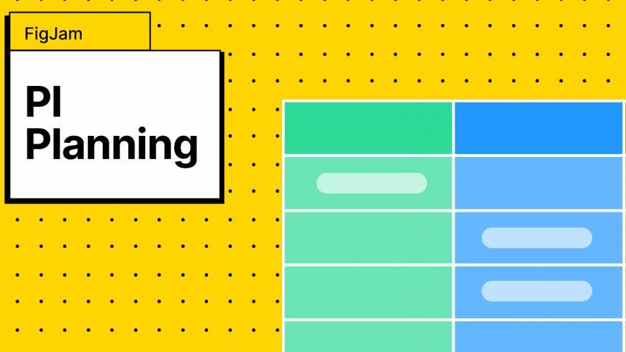 Figjam Agile Planning Template