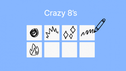Figjam Crazy 8's Template