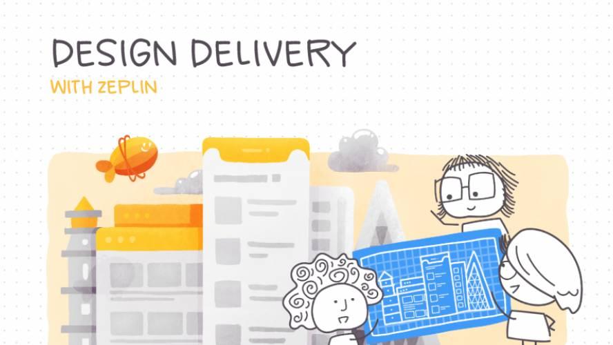 Figjam Design Delivery with Zeplin