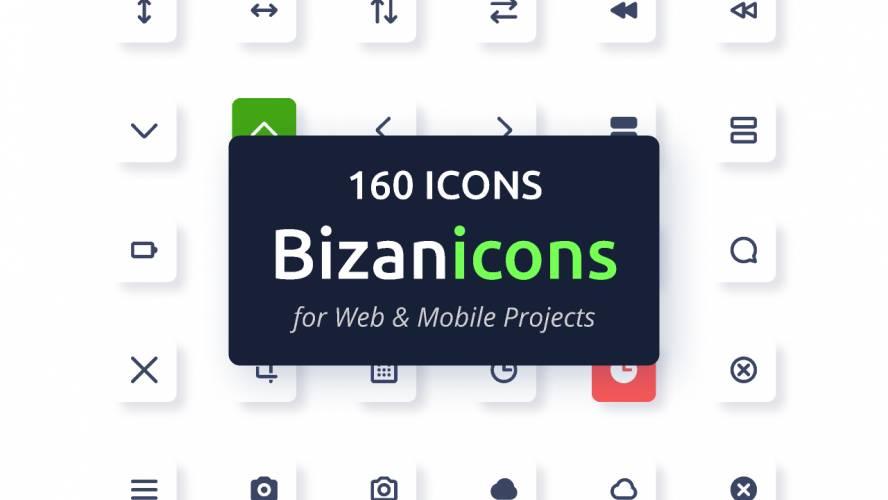 Figma 160+ Free Icons
