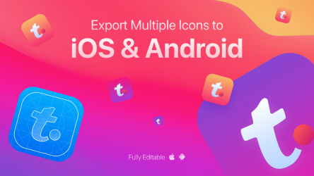 Figma Application Icons (iOS & Android) Free Download