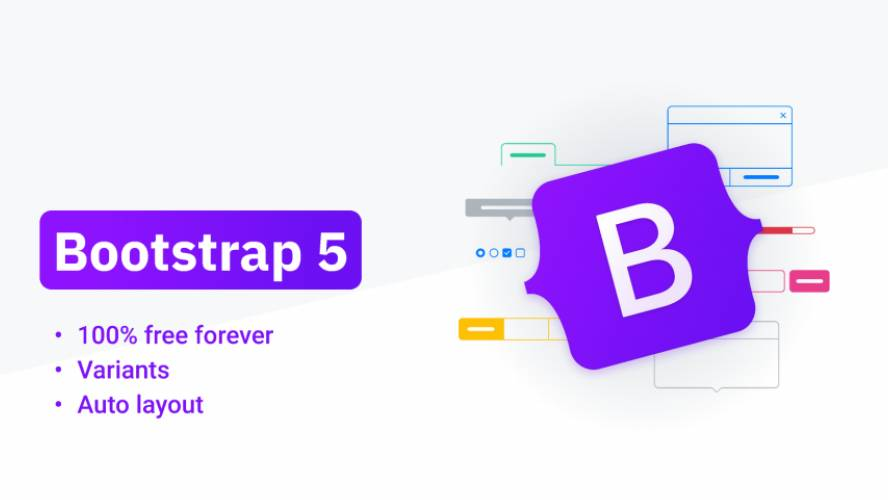 Figma Bootstrap 5 Template