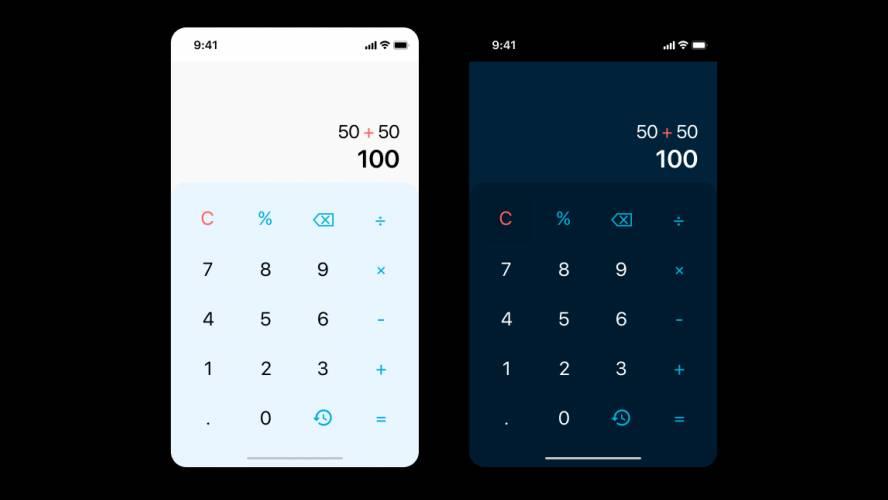 Figma Calculator for iOS