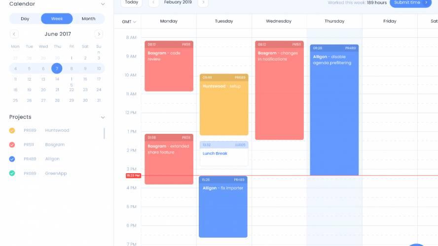 Figma Calendar UI Kit Free Download