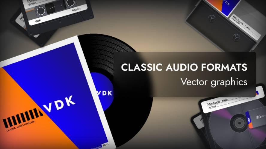 Figma Classic Audio Formats