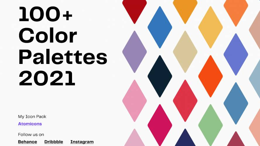 Figma Color Palettes 2021 Free Download