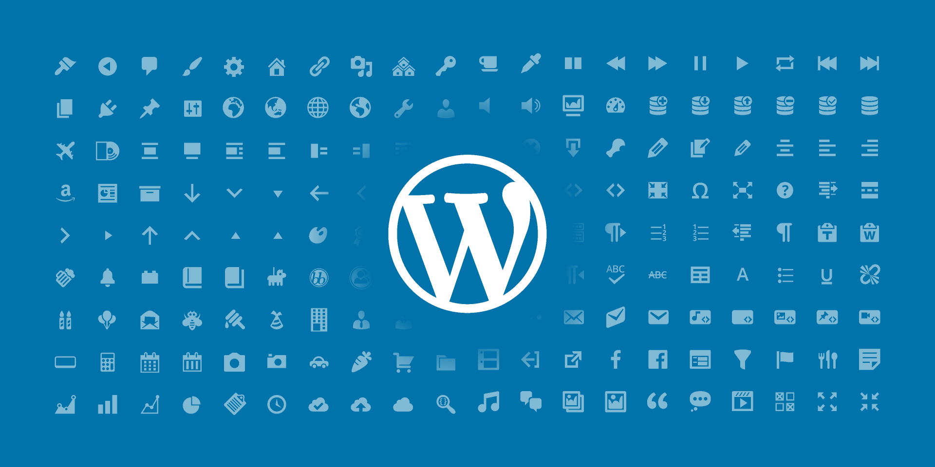 Figma Dashicons — WordPress Icons