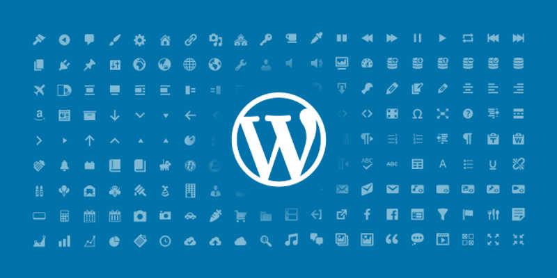 Figma Dashicons — WordPress Icons