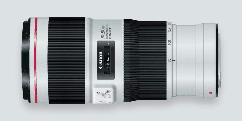 Figma design Canon 70-200mm f/2.8
