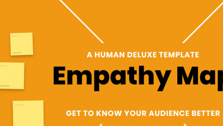 Figma Empathy Map by Human Deluxe