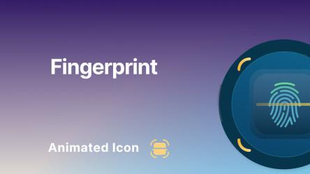 Figma Fingerprint icons