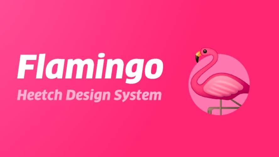 Figma Flamingo Design System