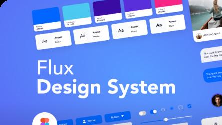 Figma Free Download Flux Mobile Design Kit