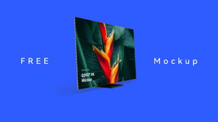 Figma Free Imac Mockup Template