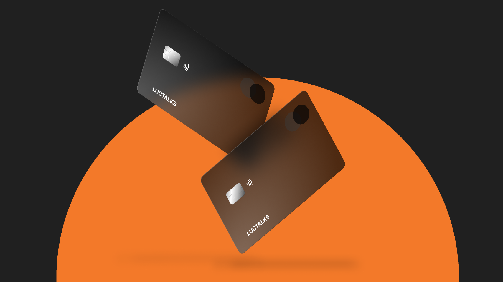 Figma Free Mockup - Credit Cards