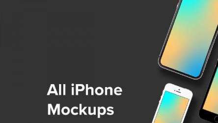 Figma Freebie All iPhones Mockups