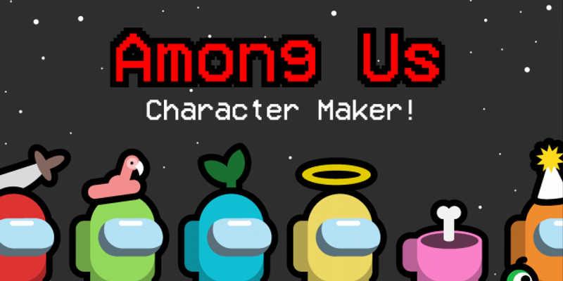 Figma Freebie Among Us Character Maker