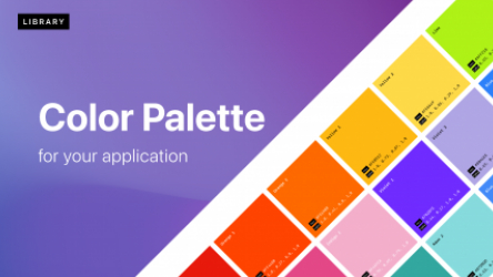 Figma Freebie Color Palette 2021